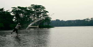 Cikaret Lake - West Java